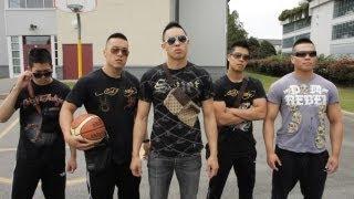 getlinkyoutube.com-Asian Gangsters Play Basketball