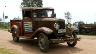 Chevrolet pick up 1930 Start ups
