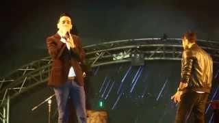 getlinkyoutube.com-اغنيه ١٨٠ درجه حفلMUST تامر حسني و رامي جمال