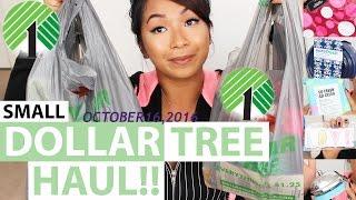getlinkyoutube.com-QUICK DOLLAR TREE HAUL! POLKA DOT TOTE, CUTE STATIONERY ITEMS + MORE!! | OCTOBER 16, 2016 #33