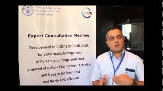 Criteria and Indicators for sustainable forest management in the Lebanon