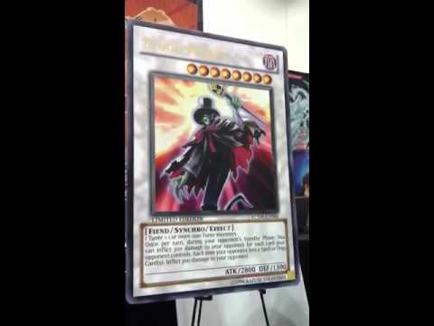 New YCS Prize Card