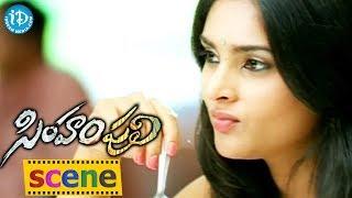 getlinkyoutube.com-Simham Puli Movie - Jeeva, Ramya Funny Love Scene