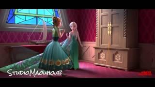 Frozen Fever 2015 SHORT Clip |2015 -حمى الجليد - فيديو كليب ملكة الثلج احتفال كبير
