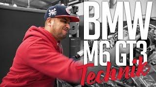 JP Performance - Der BMW M6 GT3   Technik