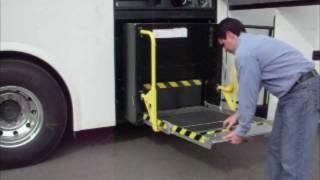 getlinkyoutube.com-Volvo 9700 Wheelchair Instructions