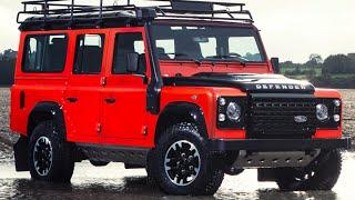 getlinkyoutube.com-Land Rover Defender ADVENTURE Final Limited Edition 2015 Land Rover Defender Interior CARJAM TV HD