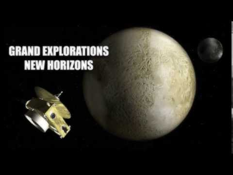 Grand Exploration: New Horizons - Orbiter Space Flight Simulator