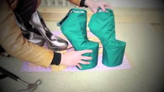 getlinkyoutube.com-Как сделать туфли ЛЕДИ ГАГИ своими руками?