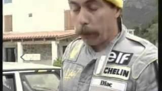 getlinkyoutube.com-rallye renault gt turbo reportage alain OREILLE