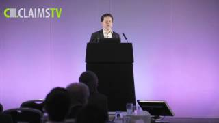Duncan Watts of Google speaks at The Claims Conference