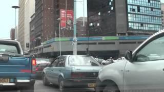 getlinkyoutube.com-HARARE CITY TRAFFIC-ZIMBABWE