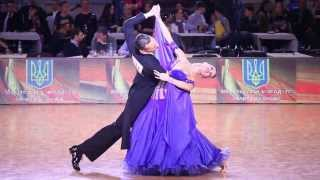 getlinkyoutube.com-2013 WDSF World Championship Standard Adult - Slow Waltz