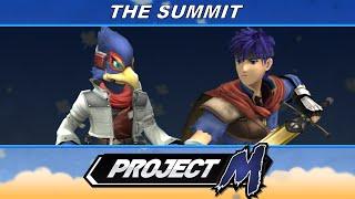 getlinkyoutube.com-Summit - Ally (Ike) vs Weon-X (Falco) - Grand Finals - Project M