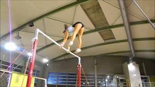Vidéo de gymnastique n°1