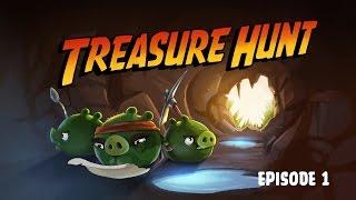 Treasure Hunt   Angry Birds Toons - Ep. 1, S 2
