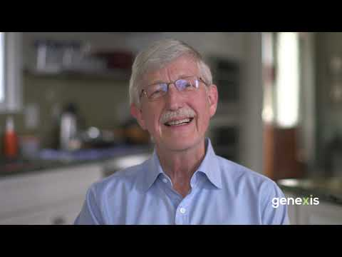 Francis Collins Dna And God