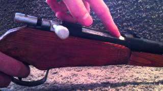 getlinkyoutube.com-Homemade Paper Bolt Action Rifle #4
