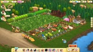 getlinkyoutube.com-Farmville 2 Getting 10,000 XP in 3 Minutes