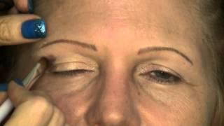 getlinkyoutube.com-Eye makeup tutorial for hooded eyes
