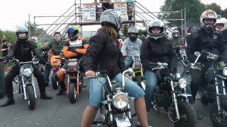 getlinkyoutube.com-Honda Dax & Monkey