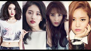 """getlinkyoutube.com-Jiyeon(T-ara), Suzy(Miss A), Yoona(SNSD), Naeun(A Pink) """"Visual"""""""