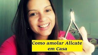getlinkyoutube.com-Como amolar Alicate em casa 3 minutos! #DICA