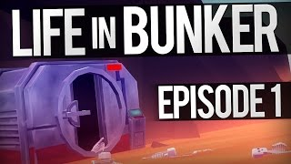 getlinkyoutube.com-Life in Bunker - Ep 1 - BUNKER BUILDING SANDBOX | Life in Bunker Gameplay (Early Look)