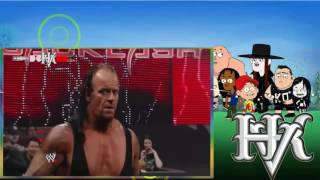 WWE Backlash 2008 The Undertaker VS  Edge