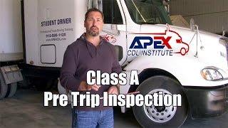 getlinkyoutube.com-How to perform a Class A CDL Pre-Trip inspection.