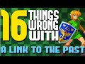 16 Things WRONG With A Link to the Past