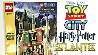 getlinkyoutube.com-LEGO 2010 Fall Catalog - The best LEGO Summer, and the return of Harry Potter!