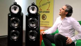 getlinkyoutube.com-Bowers & Wilkins 802 D3 | SG Akustik HiFi-Studio
