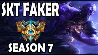 getlinkyoutube.com-FAKER plays RYZE vs A Korean Master MORDEKAISER Patch 7.1