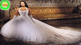 getlinkyoutube.com-Top 10 Most Expensive Wedding Dress in the World