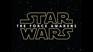 Star Wars Episode VII: The Force Awakens Soundtrack
