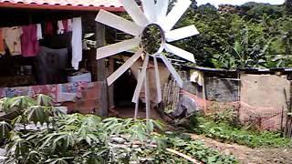 getlinkyoutube.com-catavento artezanal ecologicamente correto passo 1