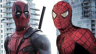 getlinkyoutube.com-Spider-Man (Deadpool Style!)