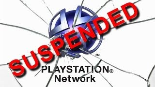 I'm Suspended From PSN/PS4