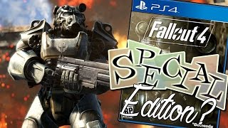 """Is A FALLOUT 4 """"S.P.E.C.I.A.L. Edition"""" Possible?"""
