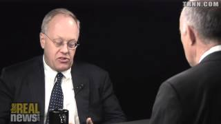 Chris Hedges - The Pathology of The Super Rich