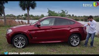 getlinkyoutube.com-Prueba BMW X6 2015 (Español)