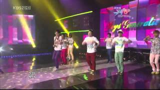 getlinkyoutube.com-Gee - Boys' Generation [2AM, 2PM, SHINee, Super Junior]