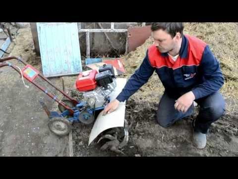 Как заменить двигатель на культиваторе Крот, 4х тактный двигатель на культиватор