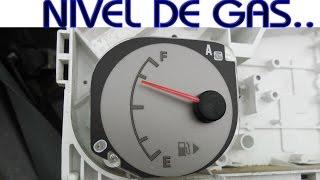 Aguja de nivel de combustible (como funciona y tips de diagnostico)
