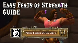 getlinkyoutube.com-The Easier Feats of Strength (A few)!