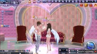 getlinkyoutube.com-[Touch! 3D K-Pop Game] Romeokun & Lovette Wedding
