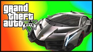 getlinkyoutube.com-GTA 5: PS4 Secret Bonus! GTA 5 Online Playstation 4 Special Bonus Announced (GTA V Gameplay)