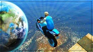 getlinkyoutube.com-GTA 5 Funny Moments Extreme SPACE RACE | GTA Gameplay - (GTA 5 Online Funny Moments)