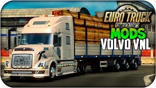 getlinkyoutube.com-Volvo VNL 780 EHD + Wheels pack | Euro truck simulator 2 | 1.17. - 1.18